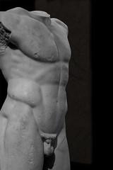 Diadoumenos - II (egisto.sani) Tags: sculpture paris art classic statue greek arte louvre du classical marble period statua parigi greca scultura marmo polykleitos muse policleto diadoumenos diadumeno louvre