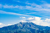 Bisalta (Peste Razor) Tags: blue sky italy mountain colors clouds earth profile bisalta