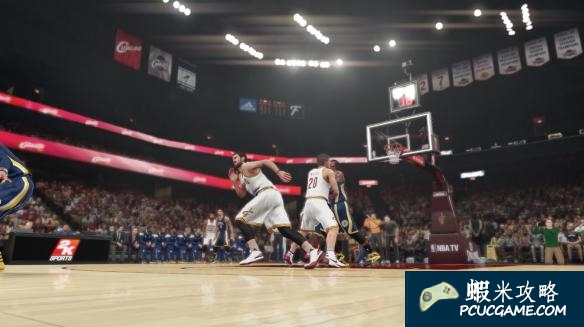 NBA 2K16 MC模式 人物屬性提高及配點技巧