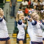 WKHS Varsity Cheer @ Viking Invitational 10.14.16