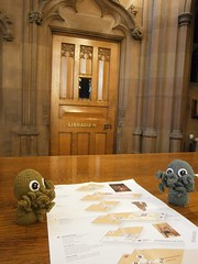 Cthulhu John Rylands Gothic Trail 2b (Humanities in Public) Tags: festival manchester events gothic cthulhu hplovecraft