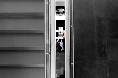 Hell of the waiters | El infierno de los meseros | L'inferno dei camerieri (Raul Jaso) Tags: blackandwhite bw byn blancoynegro scale stairs blackwhite mexicocity stair escalera scala waitress ciudaddemexico biancoenero escaleras waiter mexicodf escalones mesera scalini escalon mesero meseros camerieri fz150 meseras panasonicfzseries panasonicfz150 rauljaso rauljasofotografia rauljasophotography