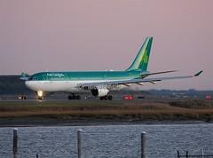 Aer Lingus                      Airbus A330                       EI-LAX (Flame1958) Tags: travel vacation 330 airbus loganairport bos aerlingus a330 bostonloganairport 1015 2015 airbusa330 bostonairport bostonlogan kbos eilax aerlingusa330 151015