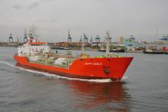 Happy Eagle (larry_antwerp) Tags: haven port ship belgium vessel antwerp tanker bsm schip happyeagle 9040170