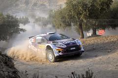 40 FORD Fiesta RRC . WRC 2015 Rally RACC Catalunya _5705 (antarc foto) Tags: world espaa costa ford sport youth race championship team spain fiesta rally catalonia racing marshall espana wrc catalunya 40 races clarke tarragona rallye salou motorsport qatar qat daurada rrc gbr 2015 abdulaziz racc ralli alkuwari