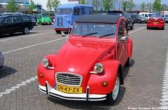 Citron 2CV 1987 (XBXG) Tags: auto old france holland classic netherlands car mobile vintage french automobile utrecht 1987 nederland citron voiture 2cv frankrijk paysbas eend geit ancienne 2pk 2cv6 veemarkt citron2cv franaise deuche deudeuche citromobile citro sn74zx