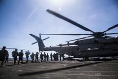 151114-M-JT438-098 (15th Marine Expeditionary Unit) Tags: california sea usmc marine ramp rehearsal military air sailors maritime land marines ammo marinecorps m4 southchinasea embarking amphibious drills ussessex unitedstatesmarinecorps rounds livefire amphibiousassaultship ussessexlhd2 qrf onload marineexpeditionaryunit quickreactionforce amphibiousassaultshipussessexlhd2 ch53esuperstallion maritimeoperations 15thmarineexpeditionaryunit servicemembers essexarg marineairgroundtaskforce combatreadiness 15thmeutags15thmeu shipessexamphibiousreadygroup otherscplelizemckelvey