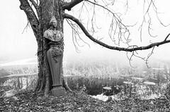 Lost Statue (Harro Fotografie) Tags: statue lost nederland veen tied eelde friesche