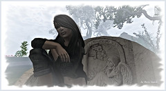 Letting Go (Portia Swords) Tags: light portrait love loss cemetery writing silver pose landscape death eclipse landscapes blog sweater essays landscaping cemetary dream blogs dreaming sl jeans secondlife e dreams sight dying dreamer sim poses sims locations dreamers windlight ehair maitreya slink deesses kitja slinkfeet elikitira slinkhands deessesskins simlocations maitreyalarabody thesilverscrolls deessesboutique maitryameshbody elikitirahair