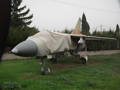 (4855) MiG-23 Sant Pere 15-11-15 (BusterG4) Tags: mig23 mikoyangurevich 4855 czechairforce