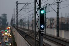 Dsitribucion de Elementos, Metro de Lima, (Martintoy) Tags: city peru train lima rail metrodelima