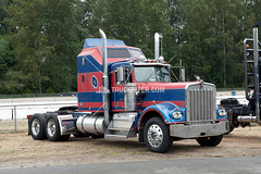 "1981 Kenworth W900A ""Midnight Fantasy"" (klintan77) Tags: 1981 kw kenworth w900 w900a"