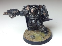 30k Dark Angels Praetor/Centurion in terminator armour (fredrik.klarcke) Tags: 40k terminator 30k heresy darkangels calth cataphractii