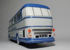 Isobloc 656DH Transcar (7) (dougie.d) Tags: france bus scale coach model panoramic 1956 autobus panoramique 143 diecast autocar ixo ludewig hachette modelbus autocoach altaya busmodel transcar isobloc floirat isobloc656dh 15decker