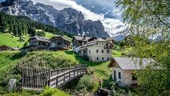 San Cassiano - Alta Badia, Italy - Travel, landscape photography