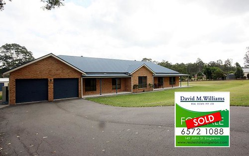 130 Brigadier Hammett Road, Singleton NSW