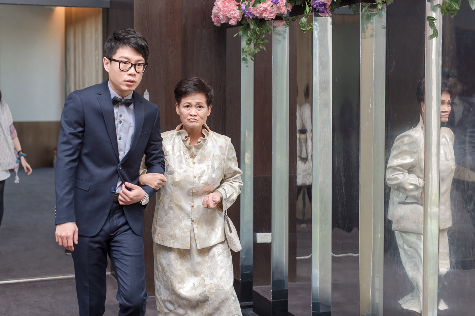 台南婚攝 晶英酒店 婚禮紀錄 C & Y 019