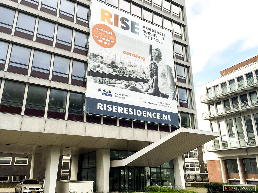 Shoot Rise Residences Sorghvliet Den Haag