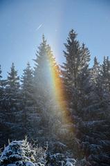 Eisnebelhalo (Deutscher Wetterdienst (DWD)) Tags: winter eis ice icemisthalo eisnebelhalo nebensonne parhelion polarschnee polarsnow diamantdust diamantstaub kalt cold