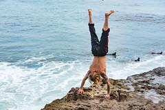 ArchitectGJA-9480.jpg (ArchitectGJA) Tags: lighthousepoint surfing californiababy wetsuit oneill jamessclar xcel lighthousefield california beach marineanimals coast cliffs streetphotography waves surfingsteamerlane santacruz steamerlane montereybay