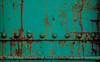 Fortitude (Junkstock) Tags: abandoned abstract abstraction aged canada closeup color corrosion corroded decay decayed distressed green iron industrial industry novascotia old oldstuff photos photographs photography photo photograph patina paint railroad rivets rust rusty rusted textures texture trains train weathered