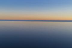 Sunset (Kaj Eriksson) Tags: oxelösund sweden sunset longexposure sea horisonten horizon