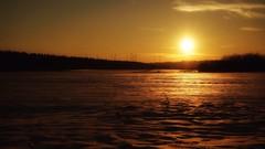 Sonnenuntergang bei Herhahn (clemensgilles) Tags: winter nationalparkeifel cold snow sunset sonnenuntergang eifel deutschland germany
