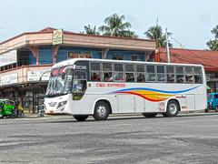 C&D Express 2016 (Monkey D. Luffy ギア2(セカンド)) Tags: isuzu bus mindanao photography photo philbes philippine philippines phillipine enthusiasts society