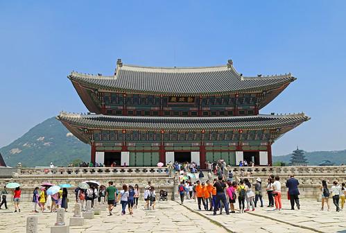 Thumbnail from Gyeongbokgung
