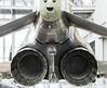 Tail of McDonnell Douglas F-4E Phantom II (scattered1) Tags: 2015 air center f4 f4e hampton langley mcdonnelldouglas mcdonnelldouglasf4ephantomii nasa nasalangleyvisitorcenter nationalaeronauticsandspaceadministration phantomii space va vietnamwar virginia virginiaairspacecenter aircraft antique aviation bomber engine fighter historic history successful tail versatile unitedstates us