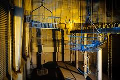 locker room storage baskets (Sam Scholes) Tags: urbex utah coal industrial storage industrialdecay urbanexploration abandoned mining lockerroom basket mine coalmine kingcoal ruraldecay baskets urbandecay hiawatha