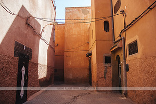 The Rose City - Marrakech, Morocco