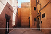 The Rose City - Marrakech, Morocco (Naomi Rahim (thanks for 3 million visits)) Tags: marrakech marrakesh morocco africa northafrica travel travelphotography nikon nikond7200 wanderlust contiki streetphotography street architecture pink therosecity buildings empty lonely مراكش meṛṛakec maroc