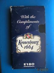 Kronenberg - Blank Tape (daleteague17) Tags: blank vhs tapes blankvhstapes pal palvhs videotape blankvideotape nenberg