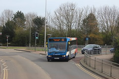 Stagecoach East Kent 47370 (Ash Hammond) Tags: stagecoacheastkent optaresolo 47370 gx06jxt