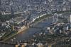 Houses of Parliment & the London eye (JaffaPix +3 million views-thank you.) Tags: london inflight windowseat windowseatview riverthames westminsterbridge housesofparliment londoneye