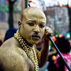 Carnaval. El hombre de oro (ver grande) (carnuzo) Tags: leica m9