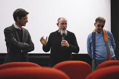 Ross Lipman 012 (Cinemazero) Tags: pordenone cinemazero rosslipman film notfilm busterkeaton samuelbeckett documentario