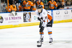 "Missouri Mavericks vs. Quad City Mallards, December 31, 2016, Silverstein Eye Centers Arena, Independence, Missouri.  Photo: John Howe / Howe Creative Photography • <a style=""font-size:0.8em;"" href=""http://www.flickr.com/photos/134016632@N02/31972636511/"" target=""_blank"">View on Flickr</a>"