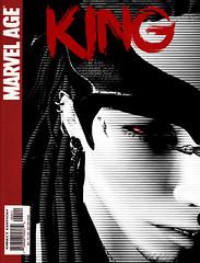 King Vol 1 : Long Live King (Ranmyaku Haiku) Tags: marvel secondlife comic dark roleplay rp antihero king mre marvelrp person