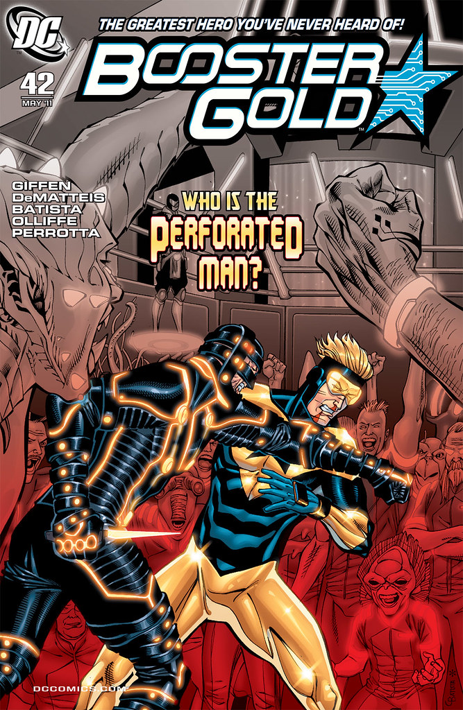 Booster Gold (2007) #42
