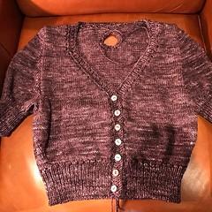 All over but the finishing. #sskal2017 #myrnasweater #knittersofinstagram #kal #ravelry (pixelicious717) Tags: ifttt instagram ravelry