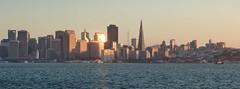 San Francisco (LB-fotos) Tags: architektur california ocean portofsanfrancisco sanfrancisco usa water architecture bay city houses skyline sunlight sunset