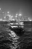 DSC_7534 (SleepingSeasons) Tags: hongkong asia travel hk ferry kowloon night victoriaharbour victoriaharbor bw black blackwhite nikon nikond610 d610