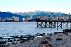 Kits Beach (allenlindsay88) Tags: vancouver landscape pnw pacificnorthwest westcoast bc canada explorebc