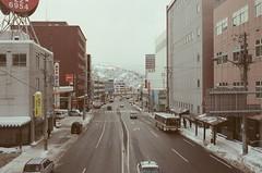 小樽 Otaru 北海道 / Fujifilm 500D 8592 / Nikon FM2 (Toomore) Tags: 8592 fujifilm 500d japan otaru nikon fm2 nikkor 35mm moviefilms fuji
