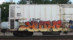 08-01-13 (17) (This Guy...) Tags: scrooge mcduck ducktails draft yuthe titty graf graff graffiti tag tags tagging taggers tagger train traincar car box boxcar freight freightcar railroad rail road rr transportation 2013 boob booby boobie boobies tit titties tits disney duck bitches love stuff tails boobys tittie tittys titts nude naked porn porno vr leaked phone pics selfie selfies
