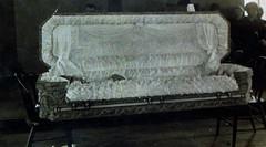 In Repose (~ Lone Wadi ~) Tags: coffin casket death repose funeral funeralhome retro 1930s corpse dead postmortem unknown