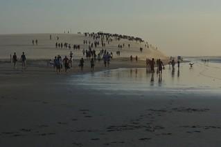 Duna do pôr do sol - Jericoacoara