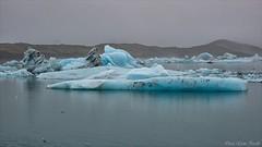 Glacier Lagoon - Jökulsárlón - Iceland (Elanor82) Tags: canon eos 5d mark3 mrk3 mk3 2470 is usm iceland island jökulsárlón glacier lagoon laguna ghiacciaio islanda iceberg ghiaccio inverno winter